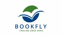 Book Fly Logo