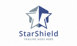 Star Shield Logo