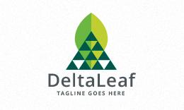 Delta Leaf Logo