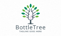 Bottle Tree Logo