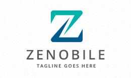 Zenobile - Letter Z Logo