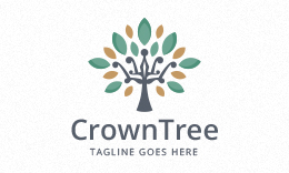 Crown Tree Logo