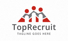 Top Recruit Logo