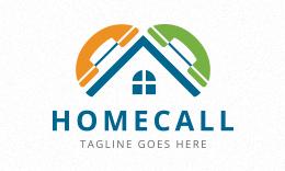Home Call Logo