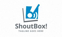 Shout Box Logo