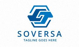Soversa - Holding Hand Logo