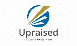 Upraised Logo