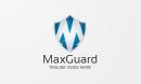 Max Guard - Letter M Logo