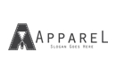Apparel - Letter A Logo