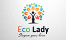 Eco Lady Logo