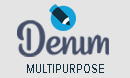 Denim - Multipurpose WordPress Design Theme
