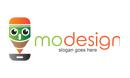 Mobile Design Logo