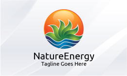 Nature Energy Logo