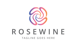 Rosewine Logo