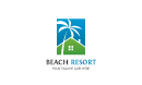 Beach Resort Logo
