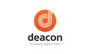 Deacon Letter D Logo