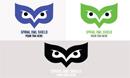 Spiral Owl Shield Logo