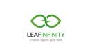 Leaf Infinity Logo