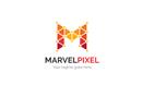 Marvel Pixel Logo