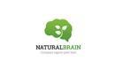 Natural Brain Logo