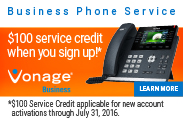 Vonage Small Business Phone Service
