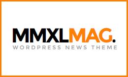 MMXLMag - WordPress Magazine / Newspaper Theme
