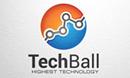 Technology Ball Logo