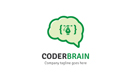 Coder Brain Logo