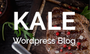 KALE PRO - Food Blog WordPress Theme