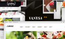 Vanesa Food WordPress Theme