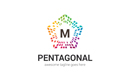 Pentagonal Logo