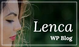 Lenca - WordPress Blog Theme