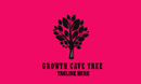 Growth Cave Tree Logo