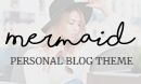 Mermaid - Personal Blog WordPress Theme