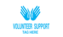 Volunteer Support Logo