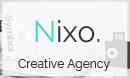 Nixo Creative One Page HTML Template