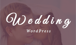 Wedding - OnePage Wedding WordPress Theme