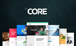The Core - Multi Purpose WordPress Theme