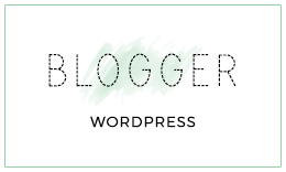 Blogger - Clean and Minimal WordPress Theme for Blog
