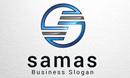 Samas Letter S Logo