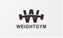 Letter W Logo - Weight Gym