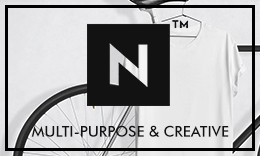 Nuuk - Multi-Purpose Creative WordPress Theme
