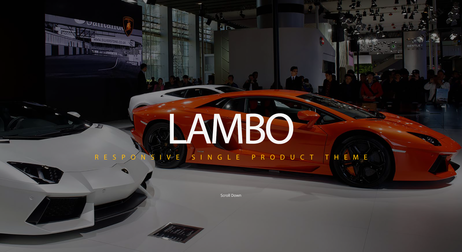 Lambo – All-Purpose Single Product Shopify Theme