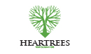 Heart Trees Logo