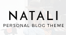 Natali - A WordPress Blog Theme