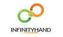Infinity Hand Logo