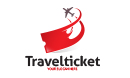 Travel Ticket Logo