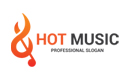 Hot Music Logo