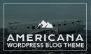 Americana - Timeless Blog Theme For WordPress