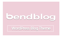 Bendblog - Personal Blog WordPress Theme
